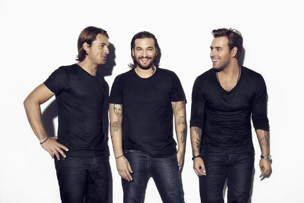 Swedish House Mafia will play Los Angeles State Historic Park on March 8 and 9.
