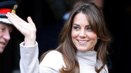 Kate Middleton might break with tradition yet again: She's reportedly planning to ask her mother to be the royal nanny.