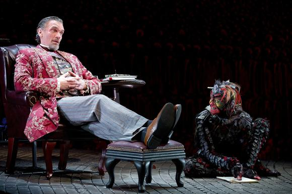 Picture: 'The Screwtape Letters'