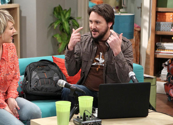 "An action figure is custom-made to look like Howard (Simon Helberg) on a new episode of ""The Big Bang Theory"" at 8 p.m. on CBS. With Melissa Rauch."