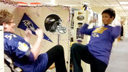 Baltimore Ravens Super Bowl schools [Pictures]