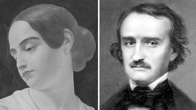 Virginia Clemm and Edgar Allan Poe