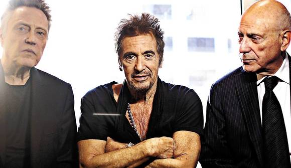 Christopher Walken, Al Pacino and Alan Arkin