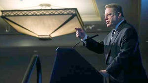 David Letterman grills Al Gore about selling Current to Al Jazeera