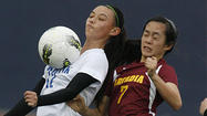 Photo Gallery: Burbank v. Arcadia Pacific League girls soccer