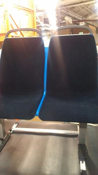 These seats may be in buses next year.