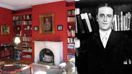 Live like F. Scott Fitzgerald: Buy his Baltimore town house