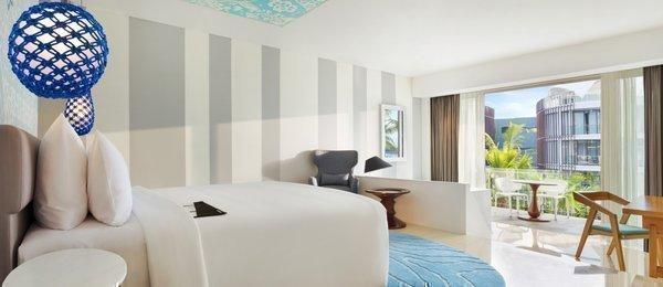 Le Meridien Bali Jimbaran is scheduled to open on Thursday.