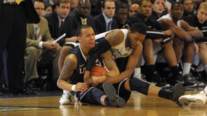 UConn Enters Tough Venue For Game Vs. Providence