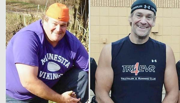 Marcus McCleery suffered from atrial fibrillation and weighed more than 370 pounds before a medical procedure returned his heart rhythm to normal. The life-altering surgery gave him the confidence to reclaim his life and shape up.