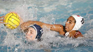 Photo Gallery: CV vs. Burroughs girls' water polo