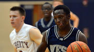 Liberty vs Pocono Mountain West boys' basketball