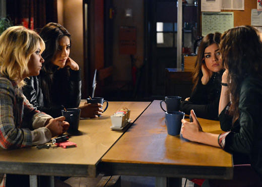 'Pretty Little Liars' Season 3B pictures: Episode 20, titled Hot Water, airing Tuesday, Feb. 19.