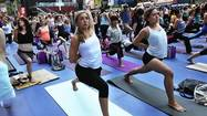 Yoga may aid people with irregular heart rhythm