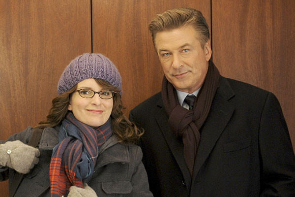 "The last episode of ""30 Rock"" was two finales in one: The show hinged on the ending of fake sketch comedy ""TGS with Tracy Jordan."" <br><br> ""TGS"" employees are moving on to other projects -- Jack finds his happiness in transparent dishwashers, while Liz finds hers in family and Grizz's new sitcom. Other highlights: Jenna, not yet a Broadway star, highjacks a Tony moment, and after much effort, Lutz gets to pick lunch. <br><br> And the series turns out to be a pitch for Liz's future granddaughter to Kenneth, the ageless head of NBC."