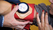Have your blood pressure monitored on a regular basis if it's high.