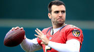 Joe Flacco's performance in playoffs reaching historic levels