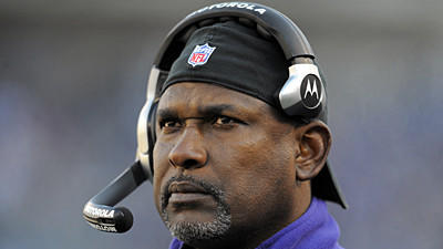 Ravens see running backs coach Wilbert Montgomery as 'a star'