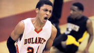 Dulaney routs Parkville in boys basketball to stay perfect