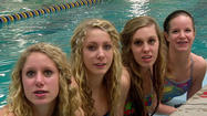 Athlete of the Week: Glendale Swimming Relay