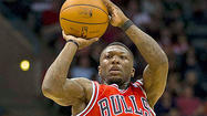 MILWAUKEE — Nate Robinson, the only three-time slam dunk champion in All-Star history, kept telling his teammates he would get one.