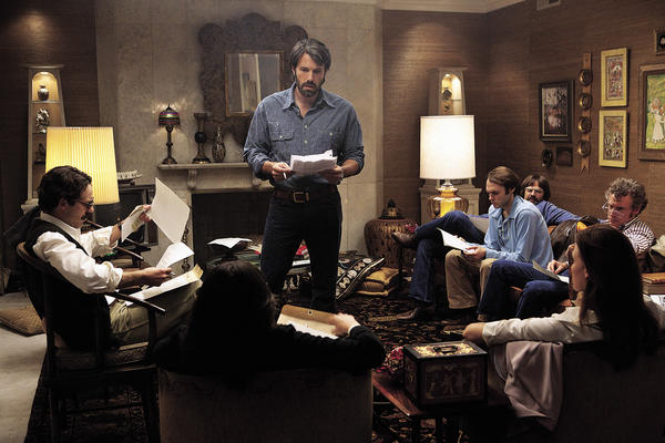 "Nominated for Best motion picture of the year, ""Argo."" (Warner Bros./MCT)"