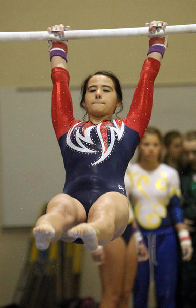 Warner gymnast Erin Punt has qualified for the State A Gymnastics Meet Feb. 15-16 at Rapid City. She will perform an exhibition floor routine for team day on Feb. 15 and will compete in all four events and the all around on individual day on Feb. 16.