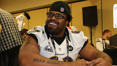 Ravens guard Bobbie Williams says he'd like to return next seas…