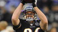 Ravens reserve tight end Billy Bajema wasn't hurt when he accidentally bumped his head getting off the AFC champions' charter flight after it touched down in New Orleans.