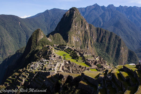 Machu Picchu and the Galapagos in South America will be the subject of a March 5 travel program at Charlevoix library.