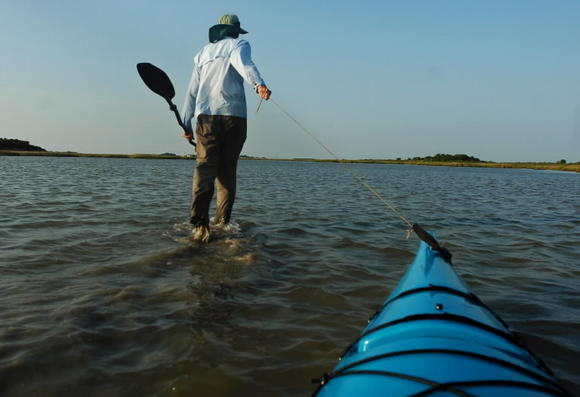 Looking for more places to paddle, wade in Bay