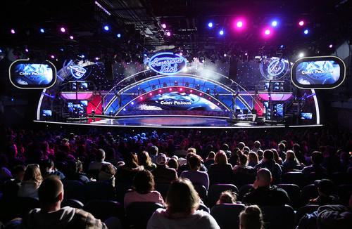 American Idol Experience at Disney Hollywood Stud