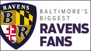 Baltimore's biggest Ravens fans [Interactive map]