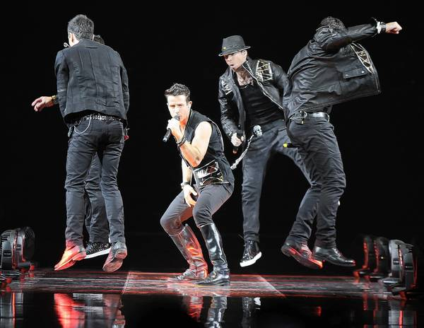 New Kids on the Block will perform June 21 at Amway Center in Orlando.