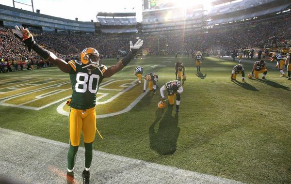 Donald Driver won't be wearing a Packers uniform next season.