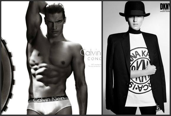 Calvin Klein Underwear, DKNY X Opening  Cermeony