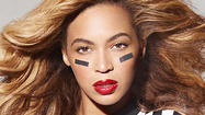 Beyonce is previewing her Super Bowl halftime show Thursday but she's likely to face a different kind of music over her alleged lip synching performance at the presidential inauguration earlier this month.