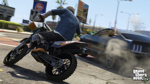 """Grand Theft Auto V"" has been delayed until September ""to allow additional development time,"" a statement said."