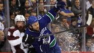 Vancouver Canucks vs. Colorado Avalanche