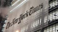 Chinese hackers reportedly attack New York Times