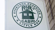 There's something new cooking in Alanson — R&R's Cabin recently opened its doors at 7529 Burr Ave.