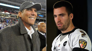 Ravens owner Steve Bisciotti confident that Joe Flacco deal gets done