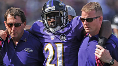Lardarius Webb says he'll be ready for next season after torn A…