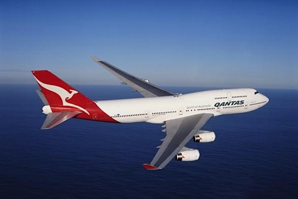 Qantas Airways is offering a sale on airfares from L.A. to Australia until Monday.