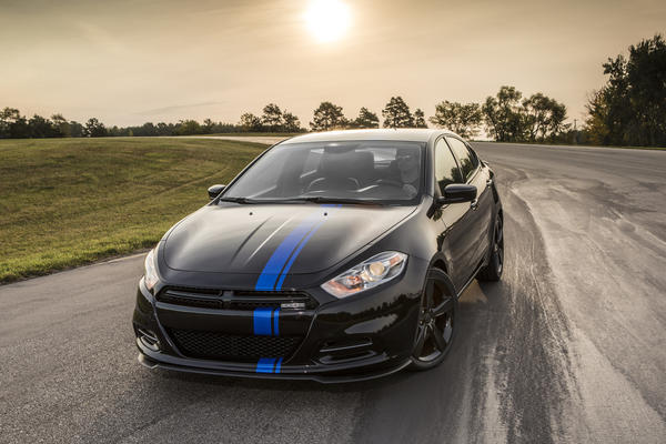 Chrysler's Mopar division will unveil the Mopar '13 Dart at the Chicago Auto Show next week. The automaker says only 500 copies will be made.
