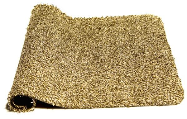 """Clean Step Mat ($19.88) """"absorbs mud like magic."""" It's """"perfect for pets and kids"""" because """"no need to wipe feet.""""  What they don't say on TV: Yes, you do too have to wipe your feet — vigorously — to get the mud off. And it takes forever to dry. Good luck getting your dogs or your kids to stand there and wipe their paws/feet long enough to actually get the mud off. It works, but it's not magic.  Ellen says: Take a pass"""
