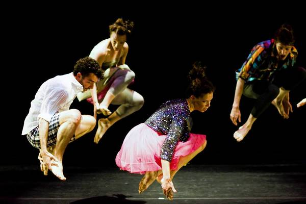Gallim dancers perform 'Pupil Suite' Feb. 8-9 at Wesleyan.