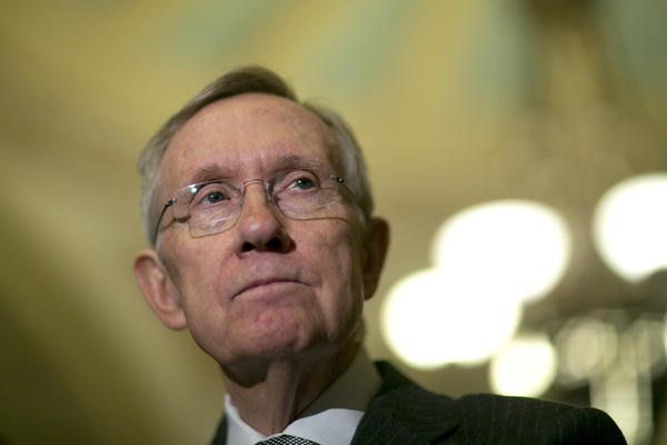 Senate Majority Leader Harry Reid (D-Nev.) spearheaded a successful vote Thursday in the Senate to extend the nation's debt ceiling.