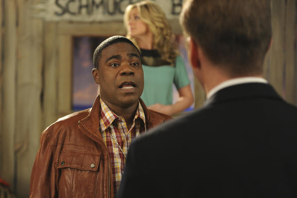 "Tracy Morgan as Tracy Jordan in NBC's ""30 Rock."""