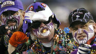 Darkroom: Fan Man: The Godfather of Baltimore Ravens fans